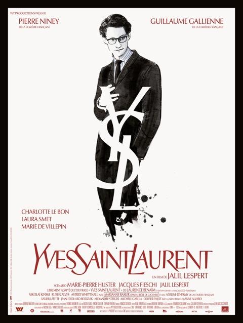 YvesSaintLaurentAffiche