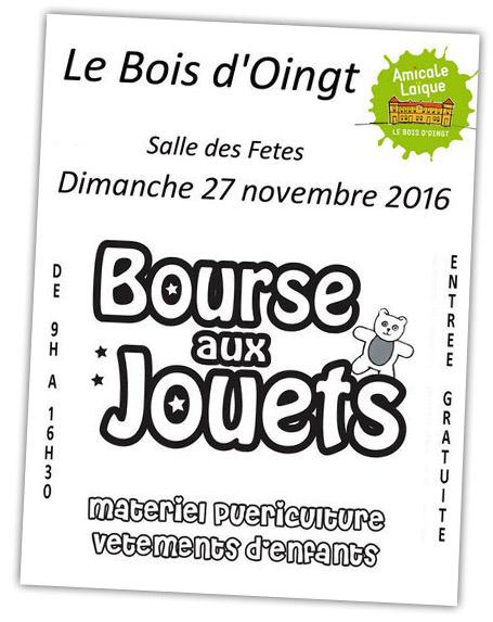 bourse aux jouets 2016 Bois d'oingt