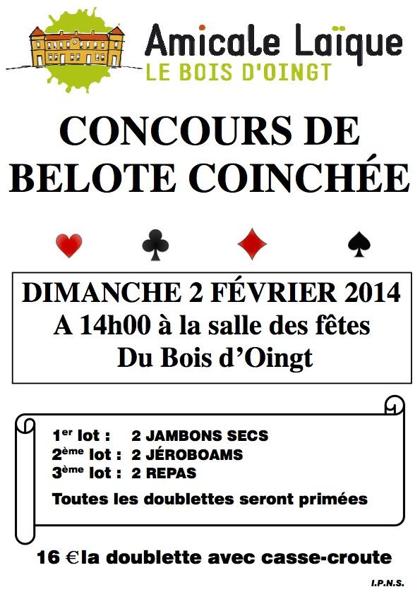 AfficheBelote2014