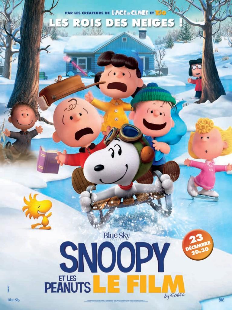 Snoopy au bois d'oingt